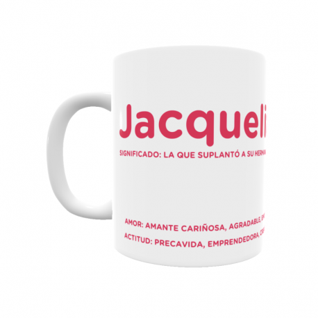 Taza - Jacqueline