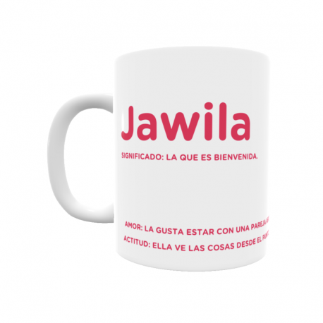 Taza - Jawila