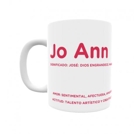 Taza - Jo Ann