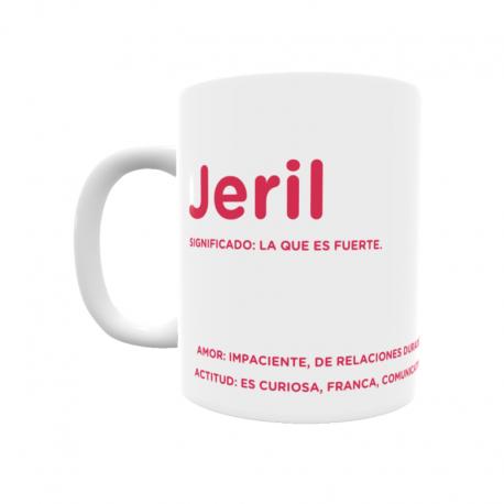 Taza - Jeril