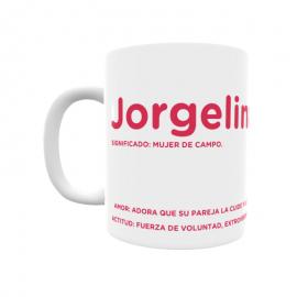 Taza - Jorgelina