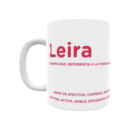 Taza - Leira
