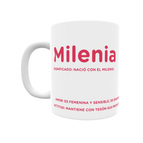 Taza - Milenia