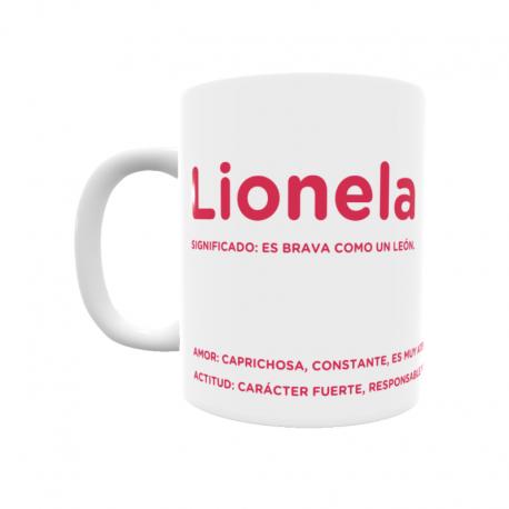 Taza - Lionela