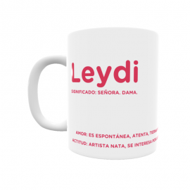 Taza - Leydi