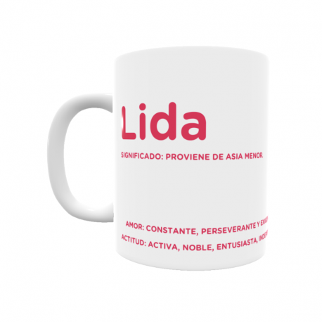 Taza - Lida