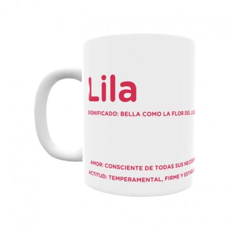 Taza - Lila