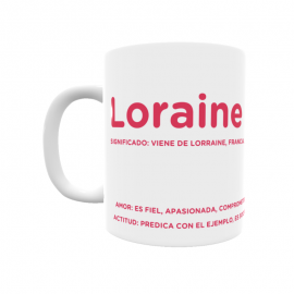Taza - Loraine
