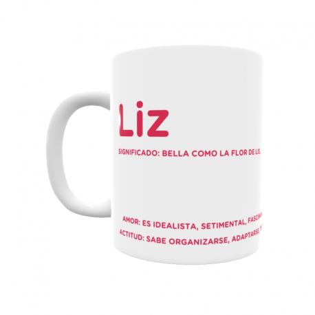 Taza - Liz