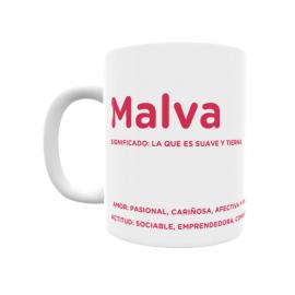 Taza - Malva