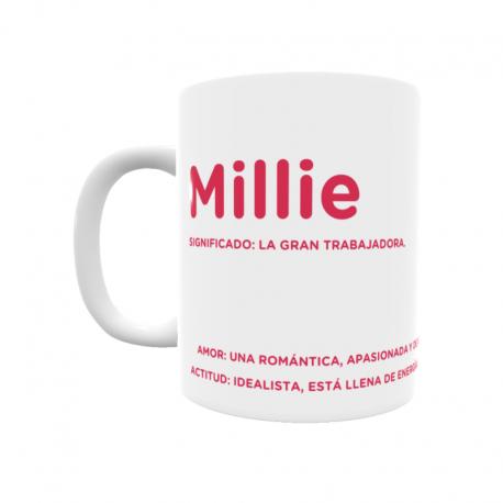 Taza - Millie