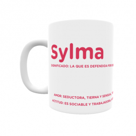 Taza - Sylma