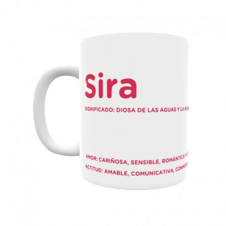 Taza - Sira