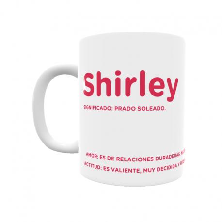 Taza - Shirley