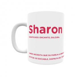 Taza - Sharon