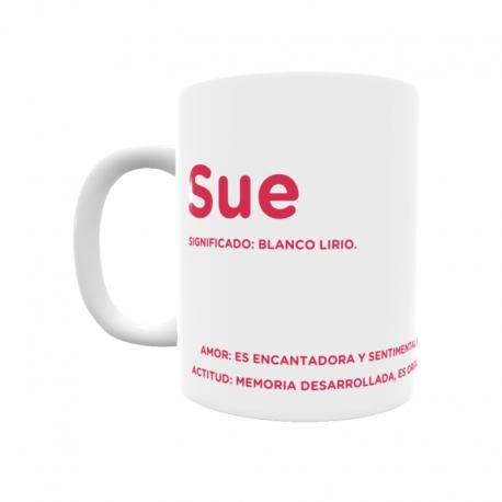 Taza - Sue