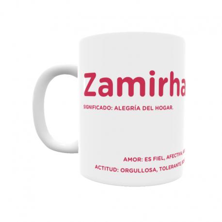 Taza - Zamirha