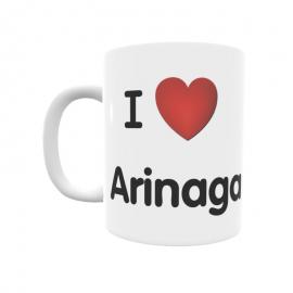 Taza - I ❤ Arinaga
