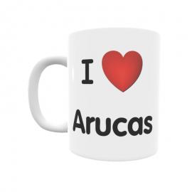 Taza - I ❤ Arucas