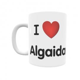 Taza - I ❤ Algaida
