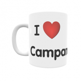 Taza - I ❤ Campanet