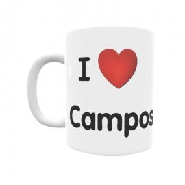 Taza - I ❤ Campos