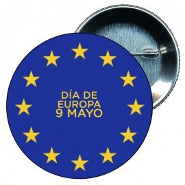 Chapa 58 del día de europa 8 mayo