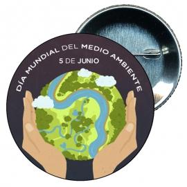 Chapa 58 Día mundial del medio ambiente 5 Junio.