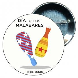 Chapa 58 Día mundial de los malabares - 13 Junio