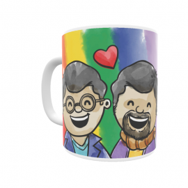Taza Gay - Amor es amor - Orgullo Gay - Pride