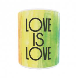 Taza Gay - love is love - Amor es Amor - Orgullo Gay - Pride