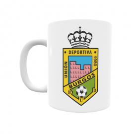 Taza oficial CD Burgos U.D.