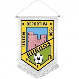 Banderín deportivo fútbol - CD Burgos U.D.