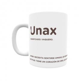 Taza - Unax