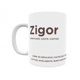 Taza - Zigor