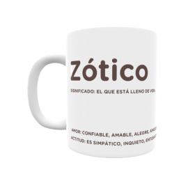 Taza - Zótico
