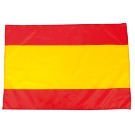 Bandera ESPAÑA lisa - Mundial 2018