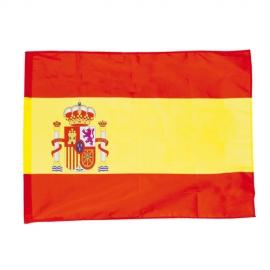 Bandera ESPAÑA escudo - Mundial 2018