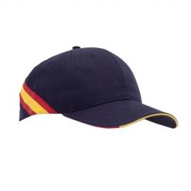 Gorra colores Bandera ESPAÑA - Mundial 2018