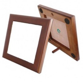 Marco madera 15x15