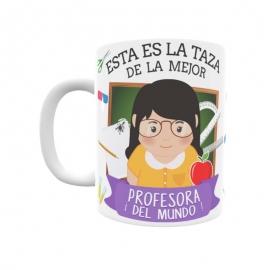 Taza - Profesora