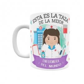 Taza - Enfermera
