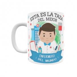 Taza - Enfermero