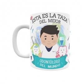 Taza - Odontólogo