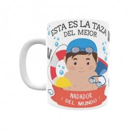 Taza - Nadador