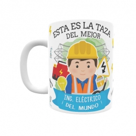 Taza - Ingeniero Electrónico