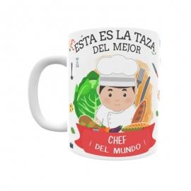Taza - Chef