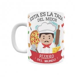 Taza - Pizzero