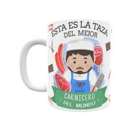Taza - Carnicero