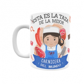 Taza - Carnicera